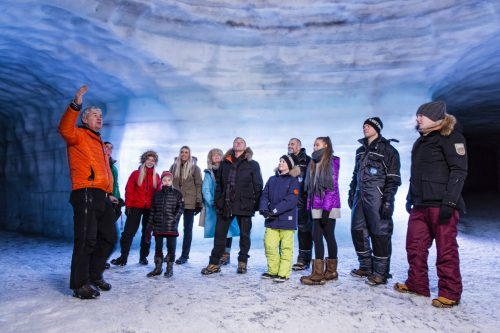 Into The Glacier Tour and more - with Reykjavik Excursions